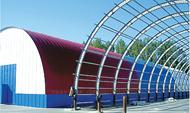 Быстровозводимые металлоконструкции в Владивостоке