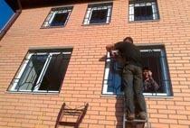 Монтаж решеток в Владивостоке