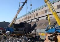 Демонтаж конструкций из металла в Владивостоке