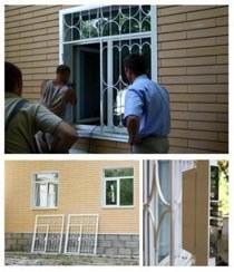 Установка решеток в Владивостоке